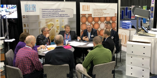 Ovotrack Hatchtrack at IPPE 2019