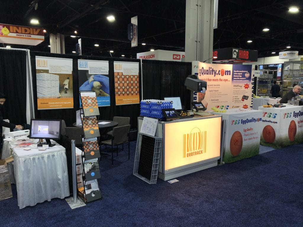 Hatchtrack at IPPE 2020